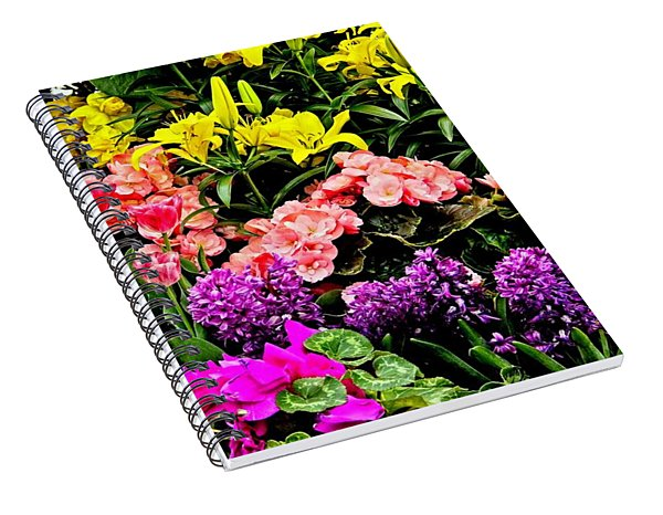 We Are All Here For You Spiral Notebook