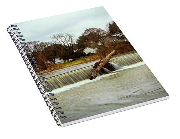 Wehr's Dam - Kodak Color Profile Spiral Notebook