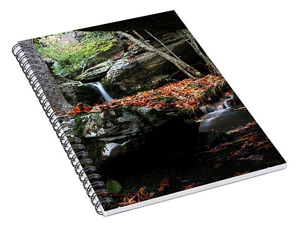 Yellow Cheek Valley Spiral Notebook