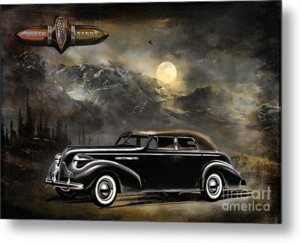 Buick 1939 Metal Print