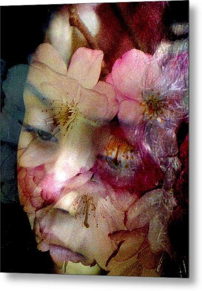 Cherry Blossom Time Metal Print