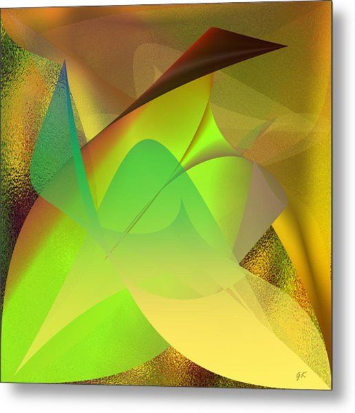 Dreams - Abstract Metal Print