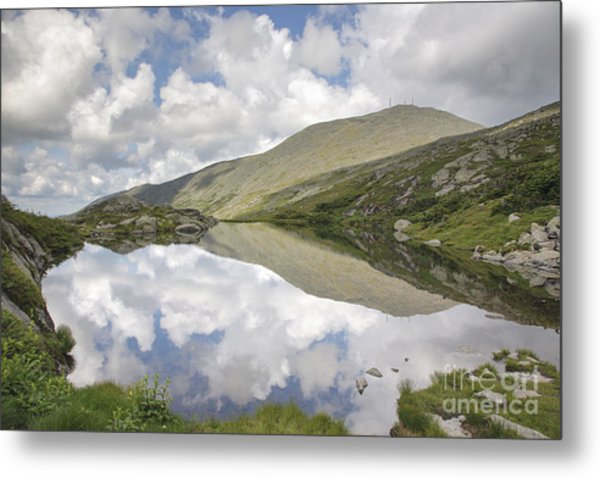 Lakes Of The Clouds - Mount Washington New Hampshire Metal Print
