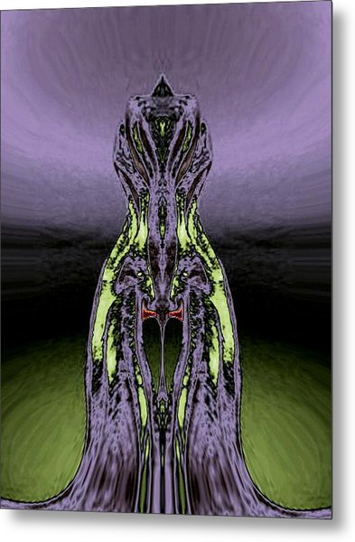One Of Six Body Styles Metal Print