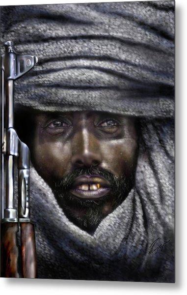 Somalia - How I Live  Metal Print