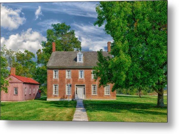 Historic Building - Kentucky Metal Print