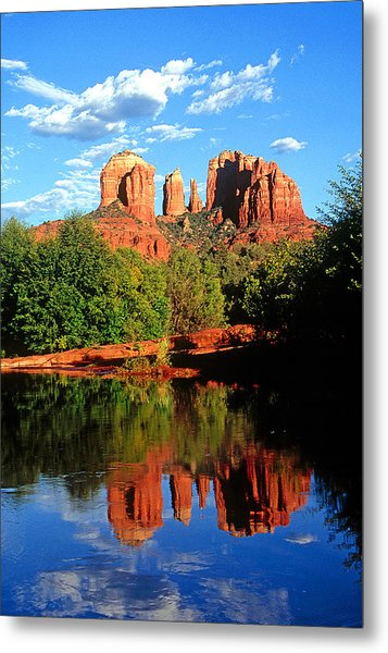0464 Sedona Arizona Metal Print