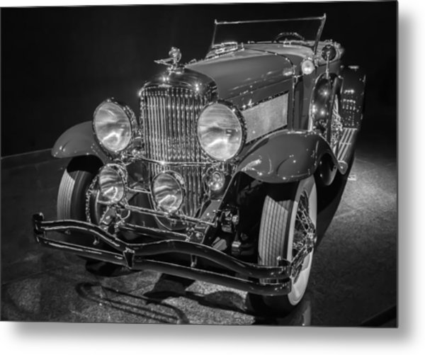 1929 Duesenberg Model J Metal Print