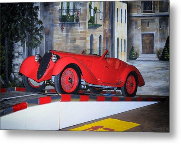 1937 Alfa Romeo 8c 2900a Metal Print