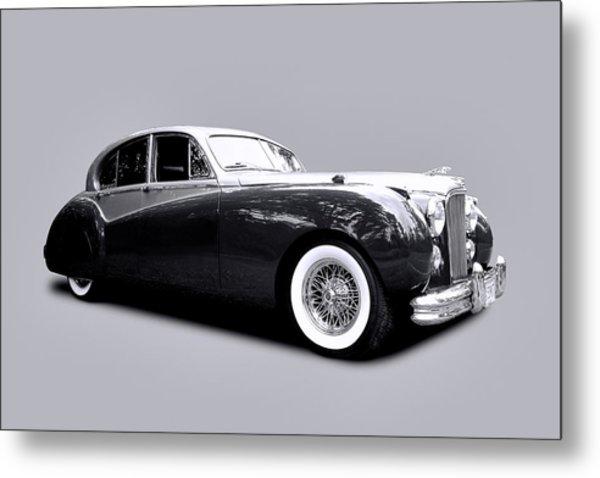 1953 Jaguar Mk Vii  Metal Print