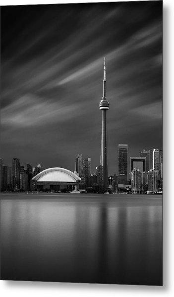 8 Minutes In Toronto Metal Print