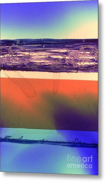 Abstrait3 Metal Print