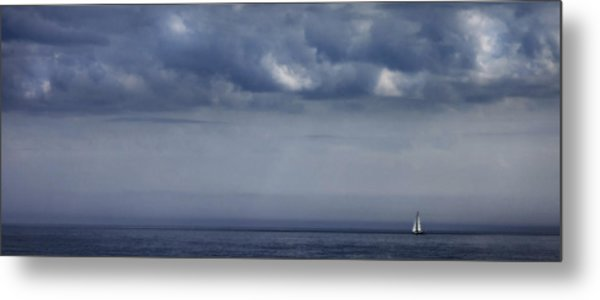 Alone Metal Print by Don Powers