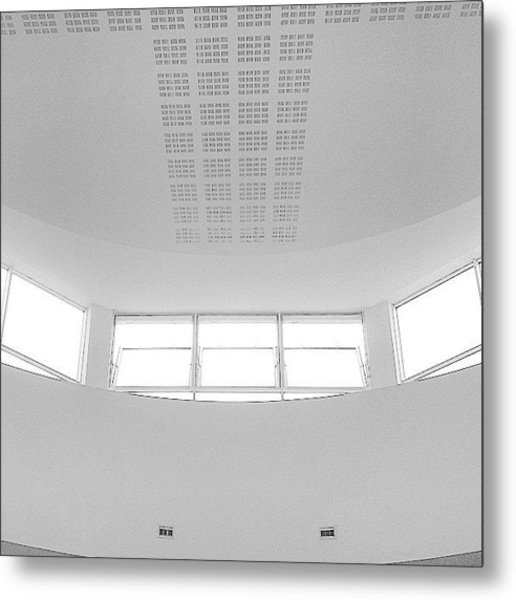 The Roof 2 Metal Print