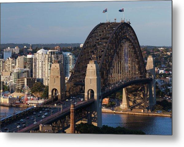 Australia, Sydney, The Rocks Area Metal Print