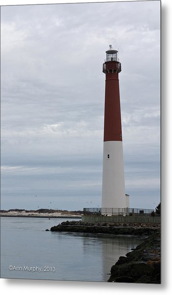 Barnegat Lighthouse Metal Print