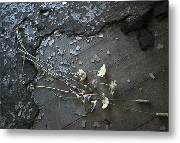 Broken Promises Metal Print