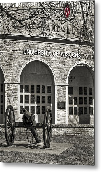 Camp Randall - Madison Metal Print