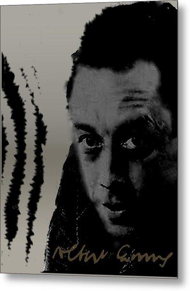 Camus Metal Print
