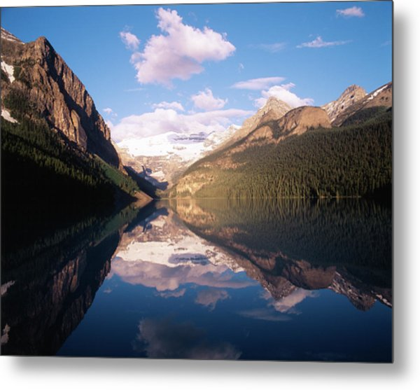 Canada, Alberta, Banff National Park Metal Print