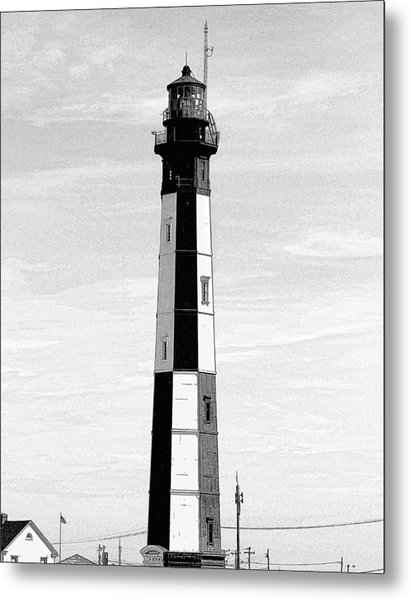 Cape Henry Lighthouse  Metal Print