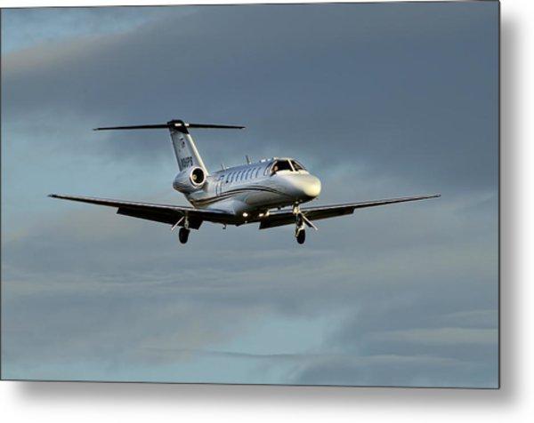 Cessna Citation 525b Metal Print