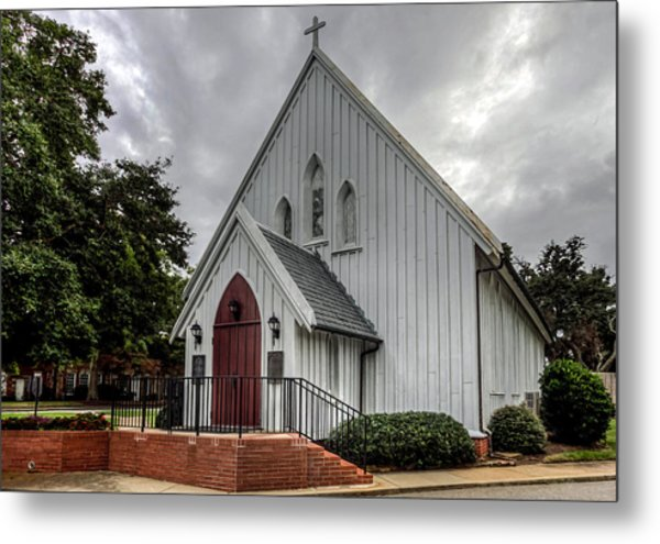 Chapel Of The Centurion Metal Print