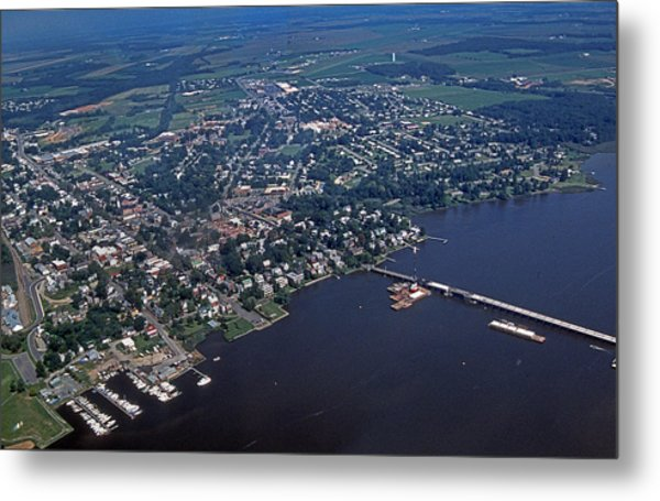 Chestertown Maryland Metal Print
