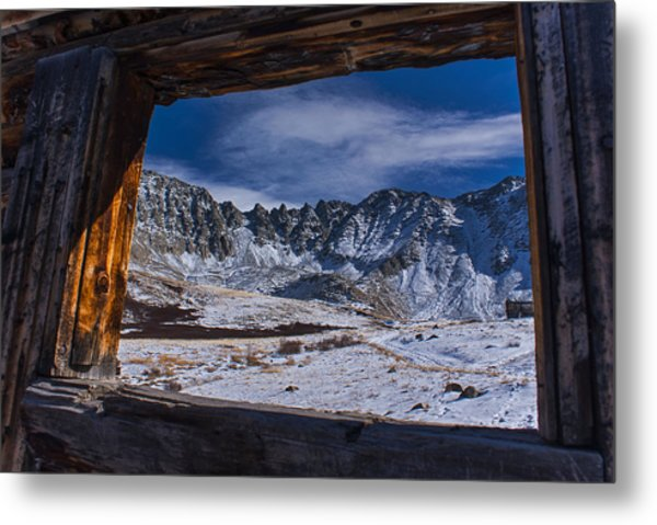 Colorado Mayflower Gulch Metal Print by Michael J Bauer