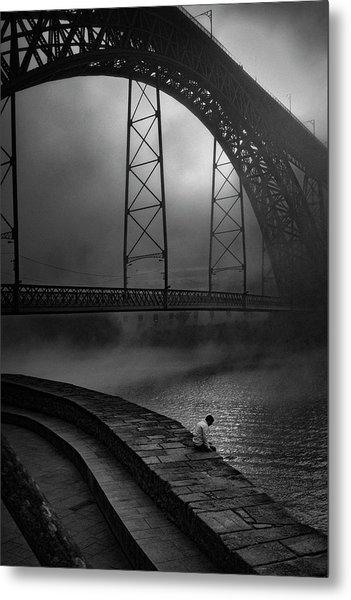 Dawn - My Mists ! Metal Print