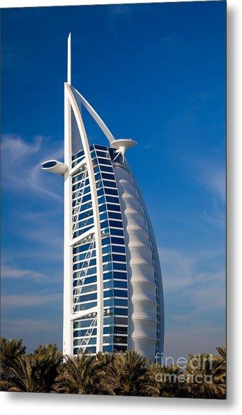 Dubai   Metal Print by Fototrav Print
