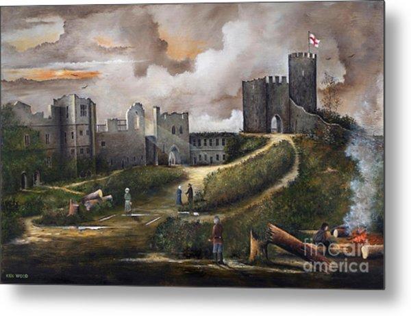 Dudley Castle 2 Metal Print