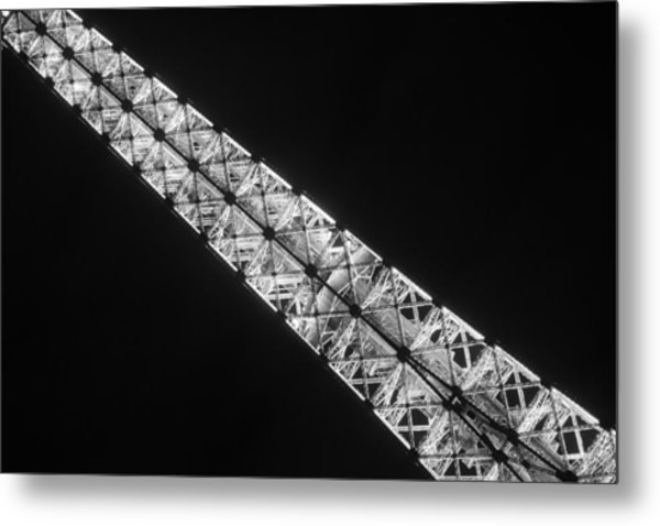 Eiffel Tower Paris Metal Print