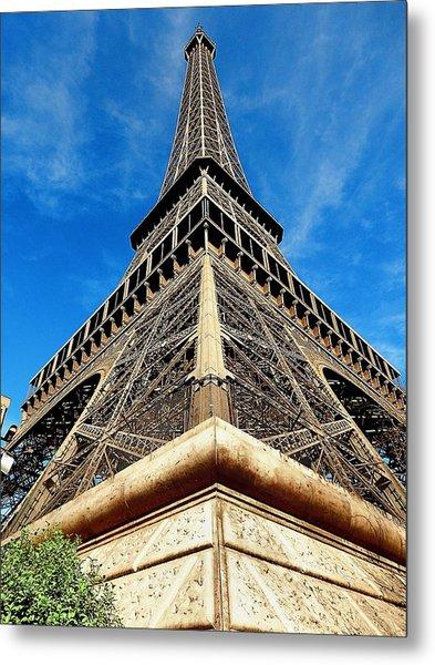 Eiffel01 Metal Print