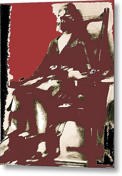 Film Homage Picture Snatcher Number 1 1933 Ruth Snyder Execution January 1928-2013 Metal Print