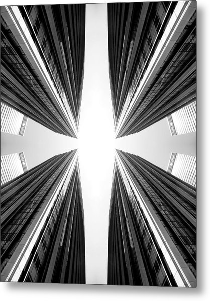 6th Ave Metal Print