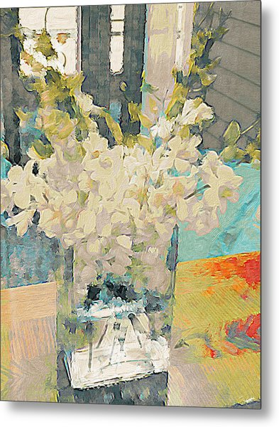 Flowers Of Summer Metal Print