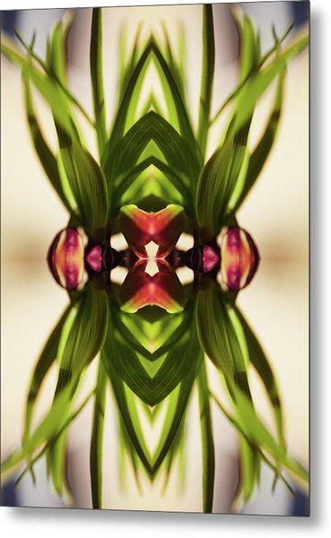 Fritillaria Flower Plant Metal Print