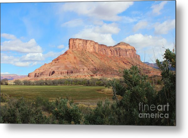 Metal Print featuring the photograph Gateway Colorado by Kate Avery
