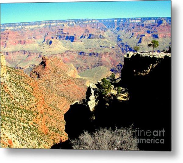 Grand Canyon Usa Metal Print by John Potts