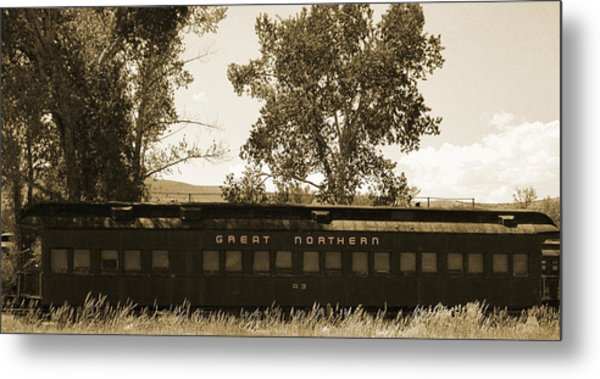 Great Northern Metal Print