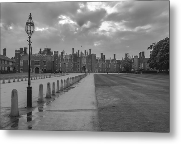 Hampton Court Metal Print