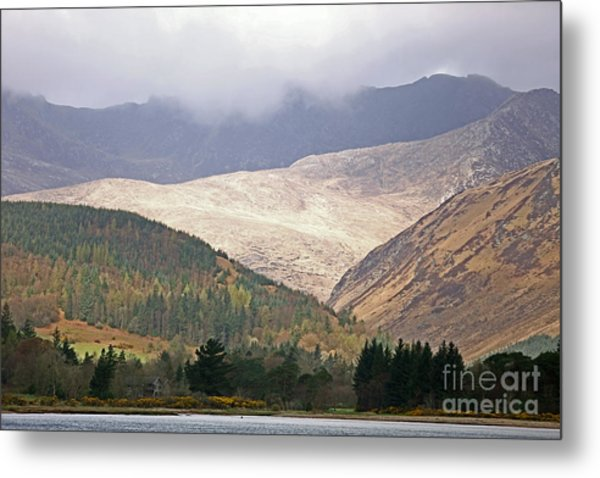 Isle Of Arran Metal Print