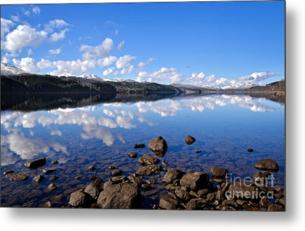 Isle Of Skye Metal Print by Aditya Misra