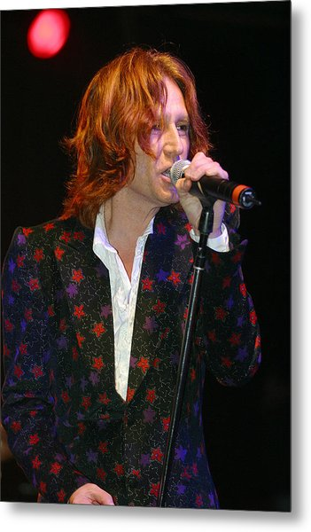 John Waite Metal Print by Don Olea