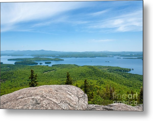 Lake Winnipesaukee Metal Print