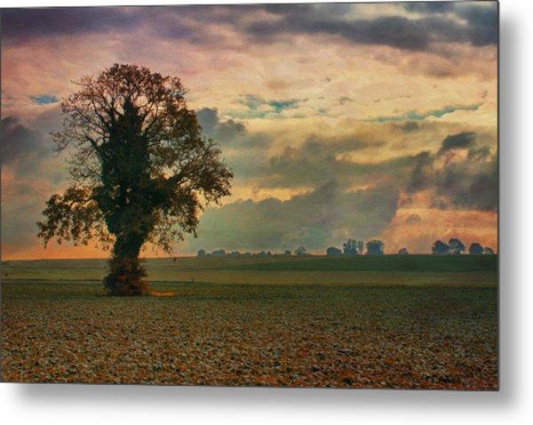 L'arbre Metal Print