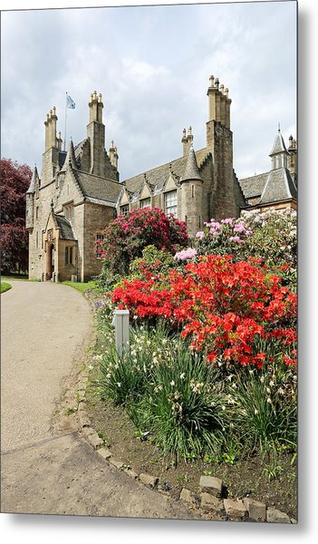 Lauriston Castle Metal Print