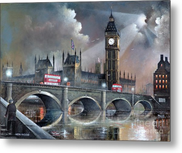 London Pride Metal Print