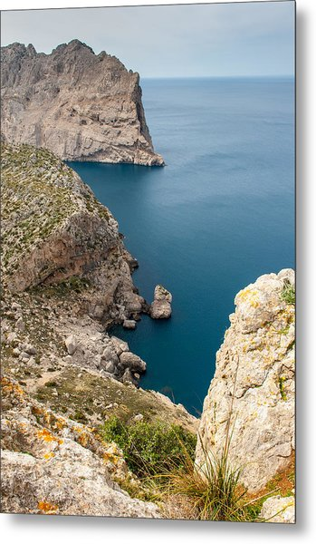 Mallorca View Metal Print